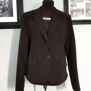 REDUCED! Covington Women's Black Suit Jacket